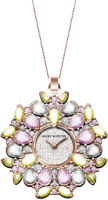High Jewelry Timepieces Blooming Beauty by Harry Winston HJTQHM30RR001