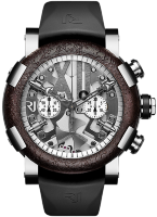 Romain Jerome Steampunk Chronograph 50 Steel Rusted Metal RJ.T.CH.SP.001.01