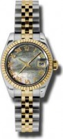Rolex Datejust Ladies 179173 DKMRJ