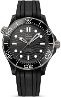 Omega Seamaster Diver 300m Co Axial Master Chronometer 43,5mm Mens Watch 210.92.44.20.01.001