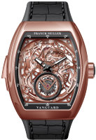 Franck Muller Mens Collection Vanguard Minute Repeater V 50 LRM T SQT 5N.NR NR