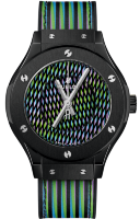 Hublot Classic Fusion Cruz Diez Ceramic 38mm 565.CX.8900.VR.CZD19