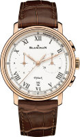 Blancpain Villeret Chronographe Flyback Pulsometre 6680F-3631-55B