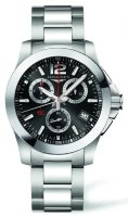 Longines Sport Conquest 1/100th Alpine Skiing L3.700.4.56.6