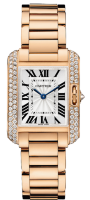 Cartier Tank Anglaise Watch WT100002