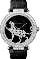 Cartier Creative Jeweled Watches Rotonde de Cartier Mysterious Watch HPI00692
