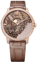 Harry Winston Midnight Chocolate Diamond Drops 39 mm MIDQMP39RR004