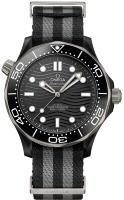 Omega Seamaster Diver 300m Co Axial Master Chronometer 43,5mm Mens Watch 210.92.44.20.01.002