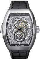 Franck Muller Mens Collection Vanguard V 50 LRM T SQT OG.NR