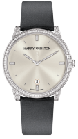 Harry Winston Midnight Automatic 39mm MIDAHD39WW004