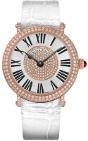 Franck Muller Ladies Collection Round Classic 8038 QZ D CD 1P White