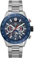 TAG Heuer Carrera Calibre 02 Automatic Chronograph 45 mm CBG2A11.BA0654