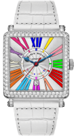 Franck Muller Ladies Collection Master Square 6000 H SC DT COL DRM R D
