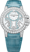 Harry Winston Ocean 20th Anniversary Biretrograde Automatic 36 mm OCEABI36WW052