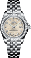 Breitling Galactic 32 Sleek Edition A71330531A1A1