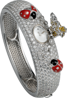 Cartier Creative Jeweled Watches High Jewelry Secret Hour Watch HPI00544