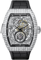 Franck Muller Mens Collection Vanguard Minute Repeater V 50 LRM T SQT D AC.NR