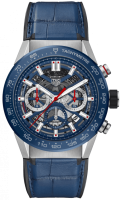 TAG Heuer Carrera Calibre 02 Automatic Chronograph 45 mm CBG2A11.FC6460