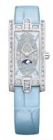 Harry Winston Avenue C Mini Moon Phase 20th Anniversary AVCQMP16WW007