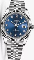 Rolex Datejust Oyster 41 m126334-0016