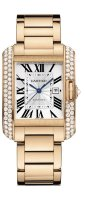 Cartier Tank Anglaise Watch WT100004