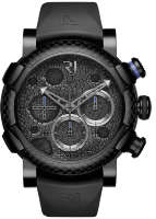 Romain Jerome Moon Dust Chronograph 46 Black Carbon Blue RJ.M.CH.001.04
