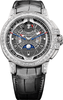 Harry Winston Ocean 20th Anniversary Biretrograde Perpetual Calendar Automatic 42 mm OCEAPC42WW002