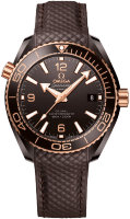 Omega Seamaster Planet Ocean 600m Co Axial Master Chronometer 39.5mm Midsize Watch 215.62.40.20.13.001