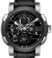 Romain Jerome Skylab 48 Speed Metal Black Skull RJ.M.AU.030.21