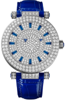 Franck Muller Ladies Collection Round Double Mystery 42 DM D 2R CD Blue