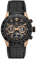 TAG Heuer Carrera Calibre 02 Automatic Chronograph 45 mm CBG2A50.FC6450