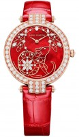 Harry Winston Premier Chinese New Year Automatic 36 mm PRNAHM36RR028