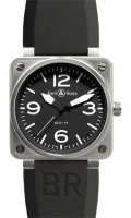 Bell & Ross Aviation BR 01 46 mm BR 01-92 Steel