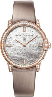 Harry Winston Midnight Monochrome 32 mm in rose gold set MIDQHM32RR004