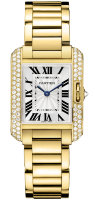 Cartier Tank Anglaise Watch Extra-Medium Model WT100005