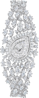 High Jewelry Timepieces Legacy by Harry Winston HJTQHM21PP001
