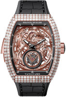 Franck Muller Mens Collection Vanguard Minute Repeater V 50 LRM T SQT D 5N.NR NR