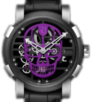 Romain Jerome Skylab 48 Speed Metal Purple Skull RJ.M.AU.030.22