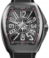Franck Muller Mens Collection Vanguard Yachting V45 SC DT YACHT NR