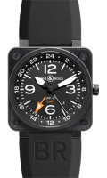 Bell & Ross Aviation BR 01 46 mm BR 01-93 GMT BR 01-93 GMT 24 H