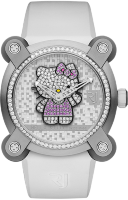 Romain Jerome Collaborations Moon Invader Hello Kitty Full Sparkle RJ.M.AU.IN.023.02