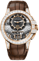 Harry Winston Ocean Big Date Automatic 42 mm OCEABD42RR002