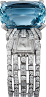 Cartier Creative Jeweled Watches High Jewelry Secret Hour Watch HPI00546
