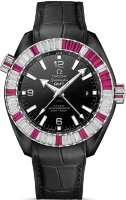 Omega Seamaster Planet Ocean 600M Omega Co Axial Master Chronometer GMT 45,5 mm 215.98.46.22.01.002