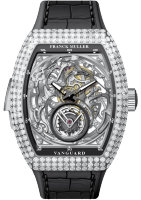 Franck Muller Mens Collection Vanguard Minute Repeater V 50 LRM T SQT D OG.NR
