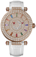 Franck Muller Ladies Collection Ronde Double Mystery 42 DM COL DRM D 2R CD