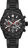 TAG Heuer Carrera Calibre 02 Automatic Chronograph 45 mm CBG2A90.BH0653