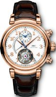 IWC Da Vinci Tourbillon Retrograde Chronograph IW393101