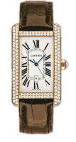 Cartier Tank Americaine Watch Medium Model WB704751
