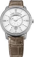 Harry Winston Midnight Moon Phase 39 mm MIDQMP39WW002